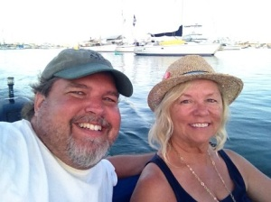 Aaron and Karen Dishno